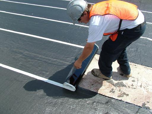 عایق کاری ساختمان پردیس - ایزوگام برای عایق کاری ساختمان - ایزوگام رامدو استاندارد - عایق ساختمان رامدو