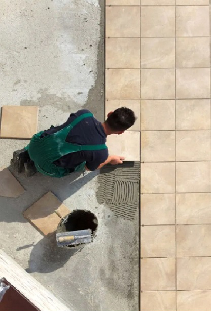 قیمت نصب سرامیک - سرامیک کار در تهران - نصب سرامیک