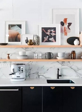 هزینه طراحی کابینت - کابینت ساز در تهران - طراحی و ساخت کابینت آشپزخانه